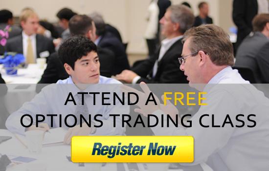 Option trading class